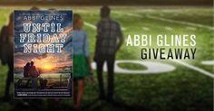 #SportsRomance #Giveaway – Win Any #AbbiGlines Novel! #kindle #amreading