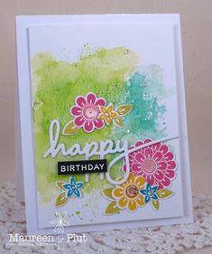 Happy Birthday | Buttons & Bling | Bloglovin'