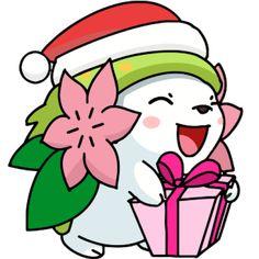 Shaymin Christmas!!