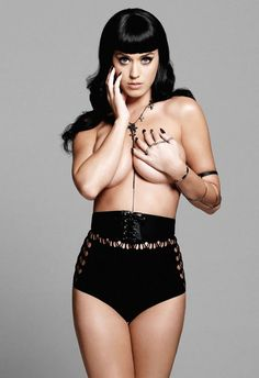 Katy Perry for GQ Magazine, whoa! I love her music and the fact that she embraces who she is on the outside and inside!