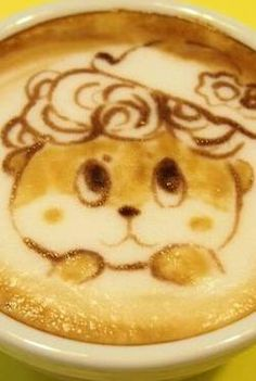 Latte Art http://twicsy.com