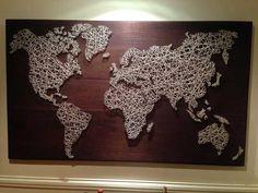World string art - Imgur