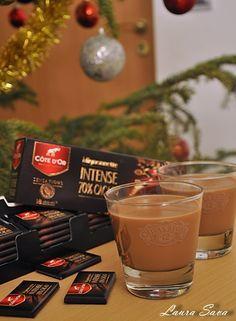 Lichior de ciocolata (cremos) Jacque Pepin, Romanian Food, Limoncello, Frappe, Deli, Liquor, Smoothies, Drinking, Deserts