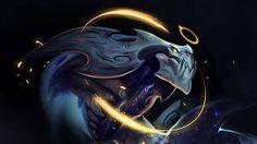 Spojrzenie na bohatera: Aurelion Sol League Of Legends, Epic Art, Legend, Game Art, Space Dragon, Illusions, Artwork, Anime, Me Me Me Anime
