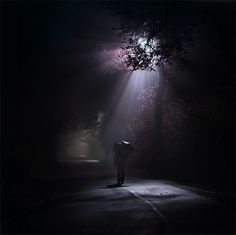 Light and Darkness | Leszek Bujnowski.