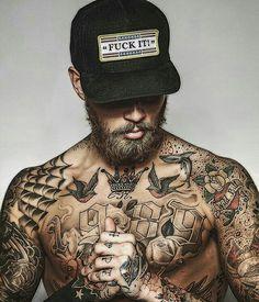 #tatuajes #hombre