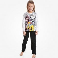 Pijama da monster high blusa e calça
