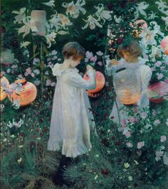 How John Singer Sargent made a scene | Art and design | The Guardian