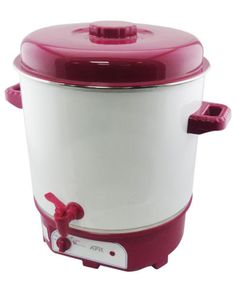 25-Liter-Gluehweinkocher-Gluehweinautomat-Wasserkocher-Gluehweinkessel-Kessel-Neu
