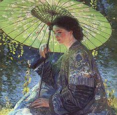 L'art magique: Le Japonisme