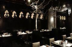 Cospaia Restaurant, Brussels, Belgium - Excellent food and impressive design.