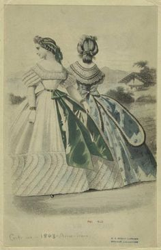 August, 1863 - Peterson's Magazine