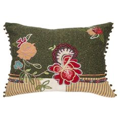 I pinned this Gabrielle Pillow from the merben event at Joss and Main!