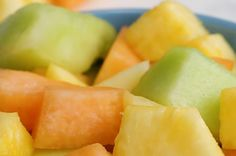 Fruit Salad Four Ways