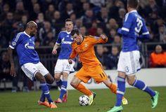 Bale. Schalke-Real Madrid 1-6