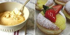 Aprenda a fazer uma receita clássica de Creme de Confeiteiro ou ou crème pâtissier, para usar como recheio em várias receitas doces especiais.