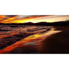 Caliparks : Kings Beach State Recreation Area Local Parks, Park Photos, Park City, Regional, Country Roads, California, Sunset, Beach, Outdoor