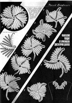 irish crochet motifs -Duplet.Irl.kruzheva_184.jpg                                                                                                                                                      Mais