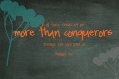 My Utmost for His Highest | March 7 Romans 8:37