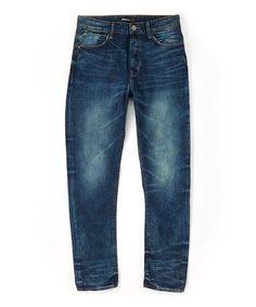 Look what I found on #zulily! Blue Woozy Strainer Jeans #zulilyfinds