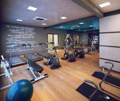 espaço fitness planta - Pesquisa Google