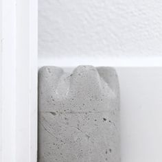 Another DIY project from the last few days: A doorstop made of tile adhesive. Now in action in our bathroom. Adhesive Tiles, Doorstop, Bathrooms, Diy Projects, Action, Day, Instagram, Door Stop, Group Action
