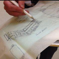 how2heroes/Rical kitchen studio plans underway!