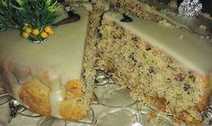 Greek Sweets, Greek Desserts, Greek Recipes, Xmas Food, Christmas Cooking, Greek Cake, Sweet Breakfast, No Bake Cake, Baking Recipes