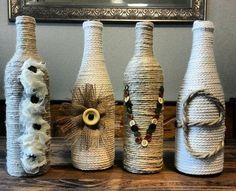 Upcycling DIY wine bottle projects for example can be extremely rewardful thanks…