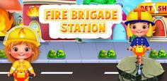 #FireStationGame  Become and experience being a #Fireman and help all the people who are in danger.