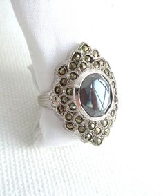 Vintage engagament rings