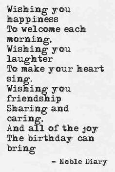 birthday quotes \ birthday quotes & birthday quotes for best friend & birthday quotes for me & birthday quotes for him & birthday quotes funny & birthday quotes inspirational & birthday quotes for daughter & birthday quotes for sister Happy Birthday Quotes For Her, Funny Happy Birthday Wishes, Happy Birthday Wishes Quotes, Birthday Quotes For Best Friend, Poem For Best Friend, Birthday Quotes Funny For Him, Birthday Wishes For Her, Birthday Greetings, Birthday Wishing Quotes
