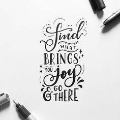find what brings you joy quote