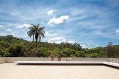 Galeria Adriana Varejão. Tacoa Arquitetos. Inhotim, Brumadinho, Minas Gerais, Brasil. 2008.
