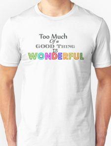Wonderful Things ... T-Shirt
