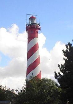 Haamstede, Zeeland, Netherlands 1864 - #lighthouses #vuurtorens