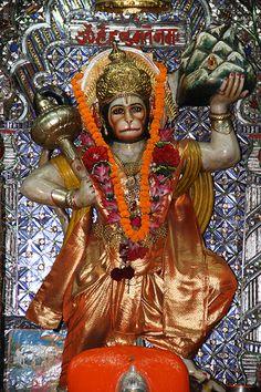 Siddheshwar Hanuman Temple