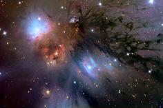 APOD - Still Life with NGC 2170