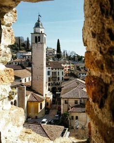 Asolo, Veneto - very beautiful village @Regrann from @imbrunare - #asolo…