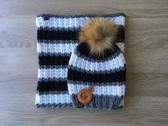Femme Hiver Femmes Bonnet Et Écharpe Set oreille Warmer Pom Pom Laineux Ski Cap