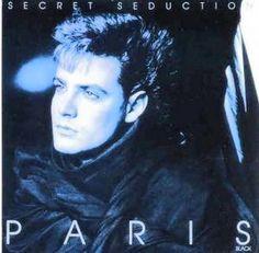 Paris Black - Secret Seduction GER 1989 Lp mint
