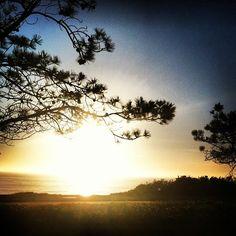 Sunset 29: Bike commute home 1 of 4