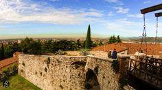 """""""Castle of Brescia"""" by @fotostrasse"""
