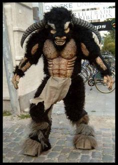 Minotaur suit by *Meatshop-Tattoo on deviantART