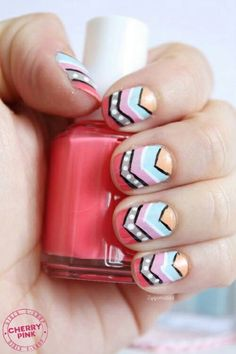 Uñas tribal :)