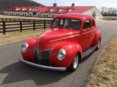 1940 Ford Coupe   Old Car   Amazing Classic Cars