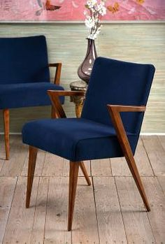 Reedition Mid Century Dining Chair | Mecox Gardens