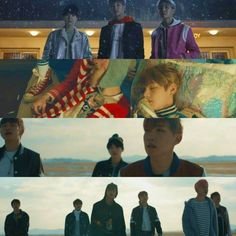 #BTS #YOU_NEVER_WALK_ALONE #SpringDay #Teaser #2017 #BTS #Jimin #Kook #JHope #V #Jin #Suga #RapMoon