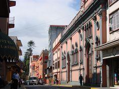 Centro Historico de Xalapa, Veracruz. México