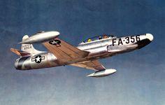 F-94 Starfighter Interceptor by Lockheed